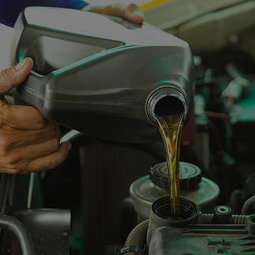 OIL CHANGE service image